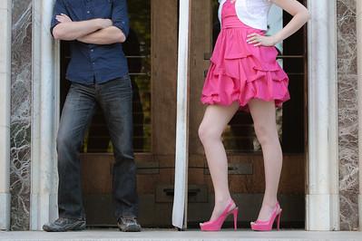Amy & Trent