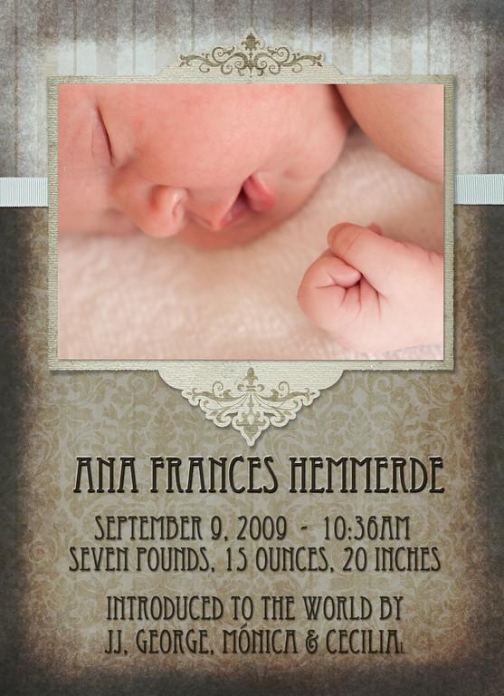 Ana Card 5