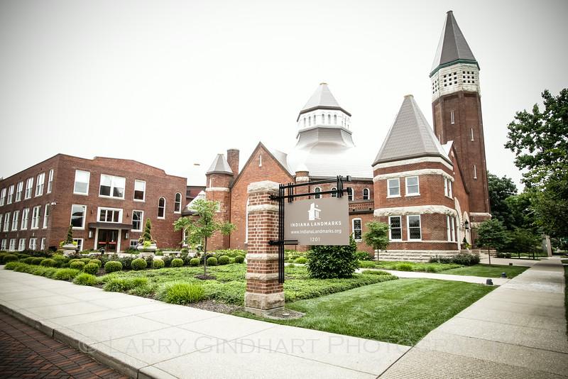 Indiana Landmarks Wedding-2
