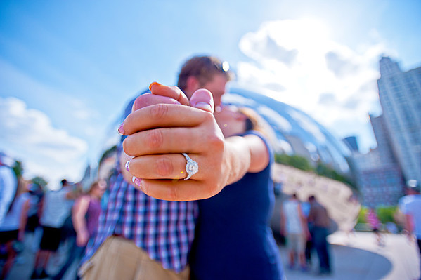 Andrea + Adam - {Proposal}!