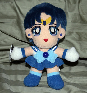 Ami from Sailor Moon