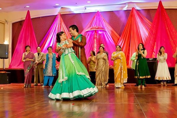 Anjali + Vishal: Sangeet