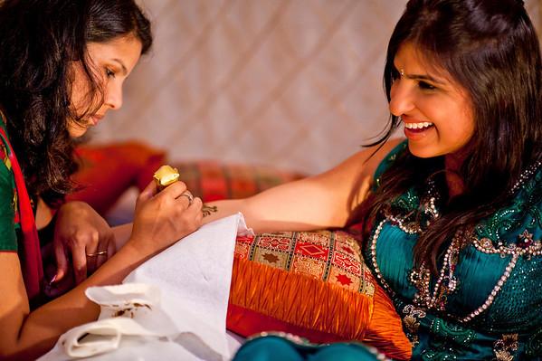 Anjali & Vishal Mehndi