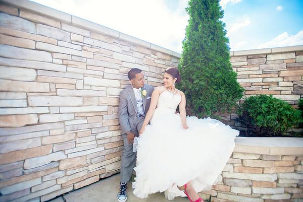 Araceli & Robert: {married}!