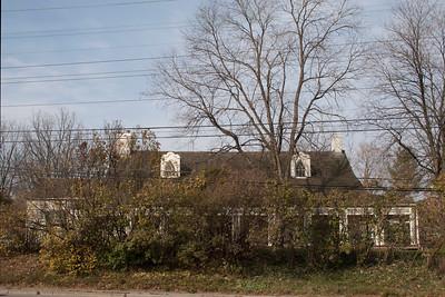 Woodville Plantation: exterior: front