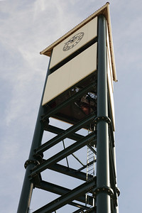 Waterfront Clock Tower, Homestead, PA, 2013