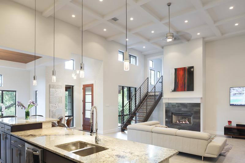 Residential Interior for Architect Daniel Boardman