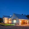 Residential Exterior for Architect Daniel Boardman