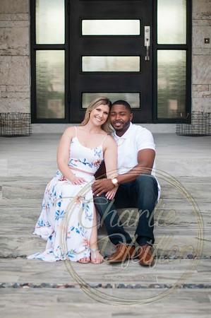 Cara and Julius Engagement - 142 proof