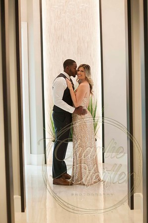 Cara and Julius Engagement - 007 proof