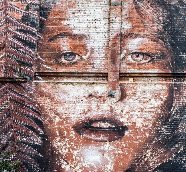 Graffiti in Christchurch