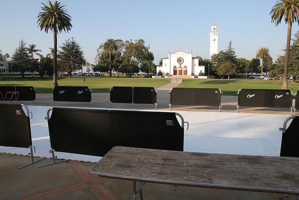 Artificial Ice Events - LMU - California Dec. 3, 2009