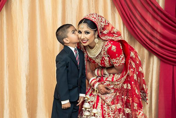 Asha + Mandeep Wedding