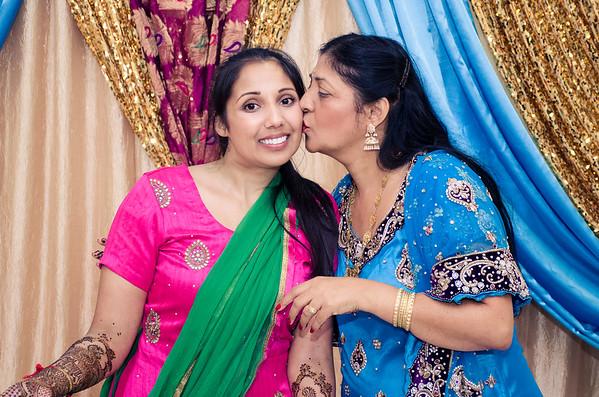 Asha's Mendhi