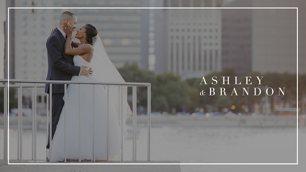 Ashley + Brandon: Wedding Short film @ Wyndham Grand  Hotel - Chicago_V2