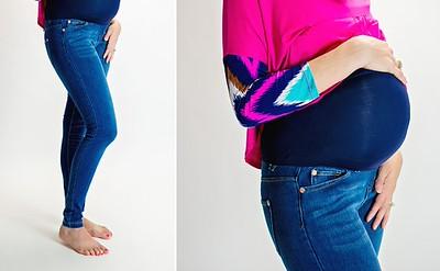 Pink Blush Maternity Clothing