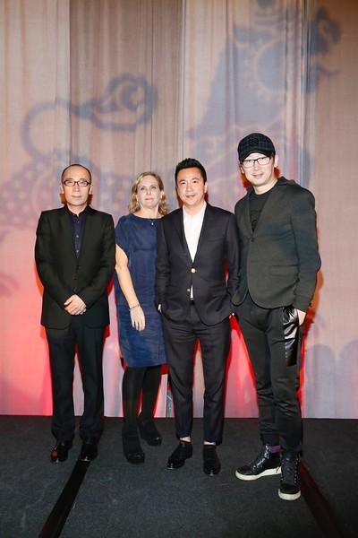 2016 U.S.-China Film Gala Dinner, Los Angeles, California - 2 Nov 2016
