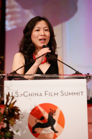 U.S.-China Film Gala Dinner at the Skirball Center, Nov 1, 2017 - Los Angeles, America