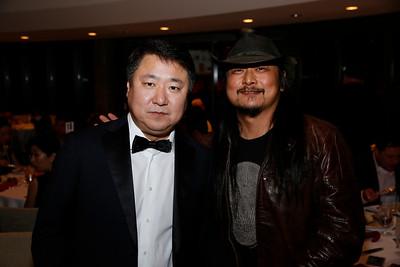 U.S.-China Film Gala Dinner at the Skirball Center, Nov 1, 2017 - Los Angeles, America