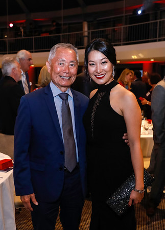 Asia Society Southern California 2018 Annual Gala at the The Skirball Cultural Center, Los Angeles, America - 22 April 2018