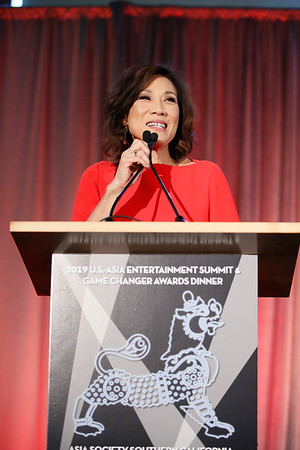 Asia Society 2019 U.S.-Asia Entertainment Summit and Game Changer Awards Dinner