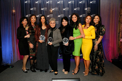 2021 Asia Society Southern California's Asian Women Empowered Launch Event