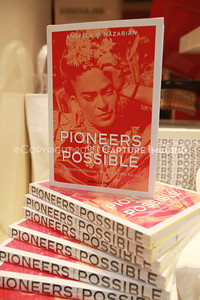 "1205166-008    COSTA MESA, CA -  MAY 22: The ""Pioneers of the Possible"" book launch party at the Assouline boutique in South Coast Plaza on May 22, 2012 in Costa Mesa, California. (Photo by Ryan Miller/Capture Imaging)"