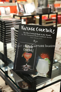 "1206183-032    COSTA MESA, CA - JUNE 21: The party to celebrate the publication ""Vintage Cocktails"" at the Assouline Boutique at South Coast Plaza on June 21, 2012 in Costa Mesa, California. (Photo by Ryan Miller/Capture Imaging)"