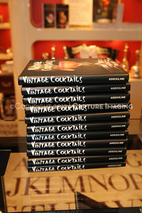 "1206183-006    COSTA MESA, CA - JUNE 21: The party to celebrate the publication ""Vintage Cocktails"" at the Assouline Boutique at South Coast Plaza on June 21, 2012 in Costa Mesa, California. (Photo by Ryan Miller/Capture Imaging)"