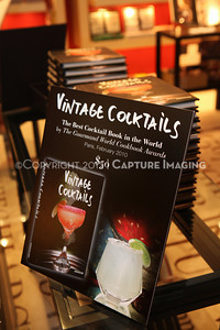 "1206183-004    COSTA MESA, CA - JUNE 21: The party to celebrate the publication ""Vintage Cocktails"" at the Assouline Boutique at South Coast Plaza on June 21, 2012 in Costa Mesa, California. (Photo by Ryan Miller/Capture Imaging)"