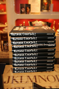 "1206183-005    COSTA MESA, CA - JUNE 21: The party to celebrate the publication ""Vintage Cocktails"" at the Assouline Boutique at South Coast Plaza on June 21, 2012 in Costa Mesa, California. (Photo by Ryan Miller/Capture Imaging)"