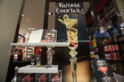 "1206183-044    COSTA MESA, CA - JUNE 21: The party to celebrate the publication ""Vintage Cocktails"" at the Assouline Boutique at South Coast Plaza on June 21, 2012 in Costa Mesa, California. (Photo by Ryan Miller/Capture Imaging)"