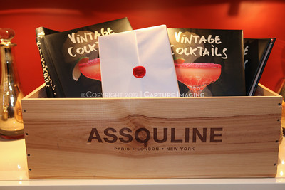 "1206183-001    COSTA MESA, CA - JUNE 21: The party to celebrate the publication ""Vintage Cocktails"" at the Assouline Boutique at South Coast Plaza on June 21, 2012 in Costa Mesa, California. (Photo by Ryan Miller/Capture Imaging)"