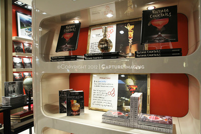 "1206183-011    COSTA MESA, CA - JUNE 21: The party to celebrate the publication ""Vintage Cocktails"" at the Assouline Boutique at South Coast Plaza on June 21, 2012 in Costa Mesa, California. (Photo by Ryan Miller/Capture Imaging)"