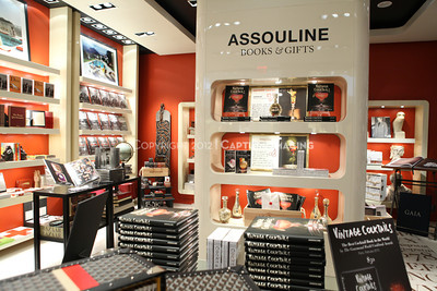 "1206183-021    COSTA MESA, CA - JUNE 21: The party to celebrate the publication ""Vintage Cocktails"" at the Assouline Boutique at South Coast Plaza on June 21, 2012 in Costa Mesa, California. (Photo by Ryan Miller/Capture Imaging)"