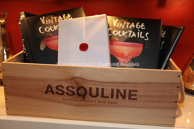 "1206183-003    COSTA MESA, CA - JUNE 21: The party to celebrate the publication ""Vintage Cocktails"" at the Assouline Boutique at South Coast Plaza on June 21, 2012 in Costa Mesa, California. (Photo by Ryan Miller/Capture Imaging)"