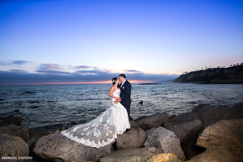 Los Angles Beach Wedding Photography