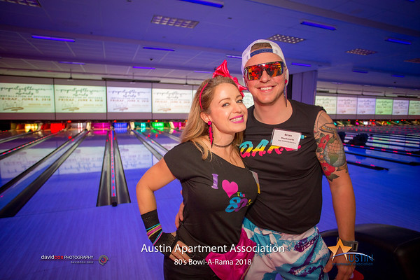 80's Bowl-A-Rama (April 2018)