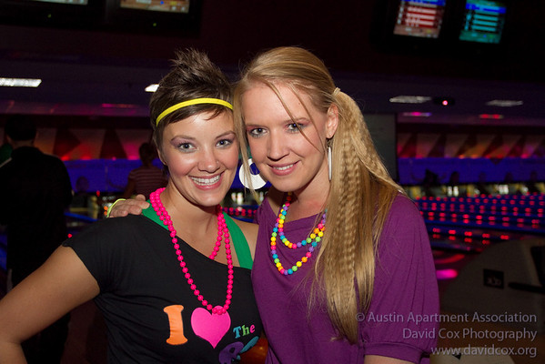 AAA 80's Bowling Night (August 2010)