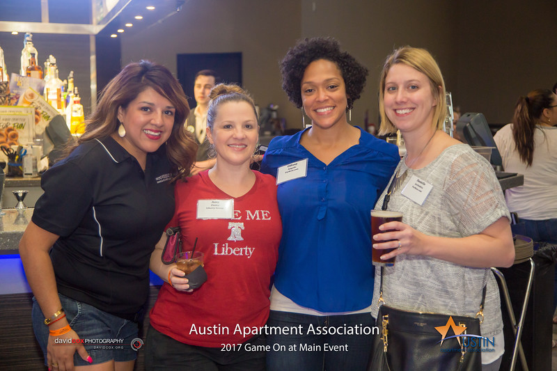 """Getting our game on with the Austin Apartment Association at Main Event! Order prints here: <a href=""""http://smu.gs/2q1RqlS"""">http://smu.gs/2q1RqlS</a>"""