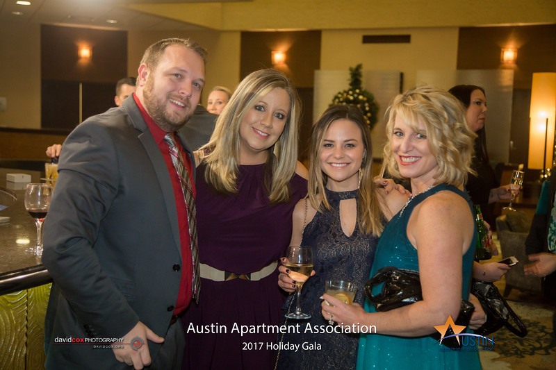 "Celebrating at the 2017 Austin Apartment Association Holiday Gala! Order Prints: <a href=""http://smu.gs/2AKlS9U"">http://smu.gs/2AKlS9U</a>"