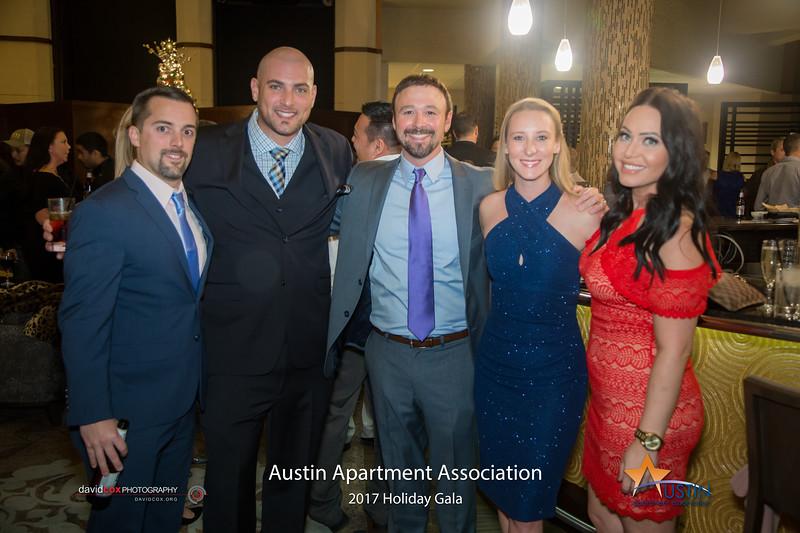 "Celebrating at the 2017 Austin Apartment Association Holiday Gala! Order Prints: <a href=""http://smu.gs/2AKlS9U"">http://smu.gs/2AKlS9U</a>"