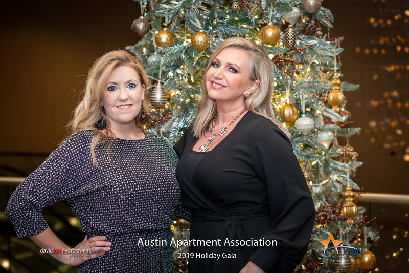 """Feeling festive at the 2019 Austin Apartment Association Holiday Gala! See more pictures & order prints: <a href=""""http://bit.ly/38GtnQn"""">http://bit.ly/38GtnQn</a>"""
