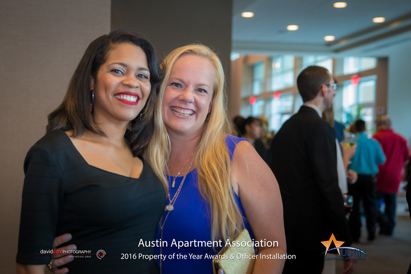 """Celebrating the best of the best at the Austin Apartment association 2016 Property of the Year awards! Order prints: <a href=""""http://smu.gs/29jYh2R"""">http://smu.gs/29jYh2R</a>"""