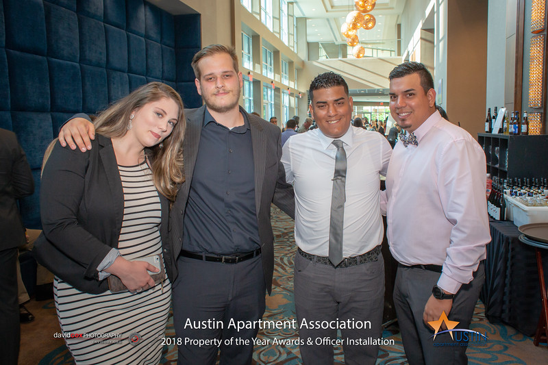 "Celebrating the best of the best at the Austin Apartment Association 2018 Property of the Year Awards & Officer Installation! See more picturess & order prints here: <a href=""https://bit.ly/2sZp9zi"">https://bit.ly/2sZp9zi</a>"