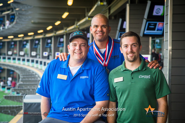 AAA Spring Golf at Top Golf (April 2015)