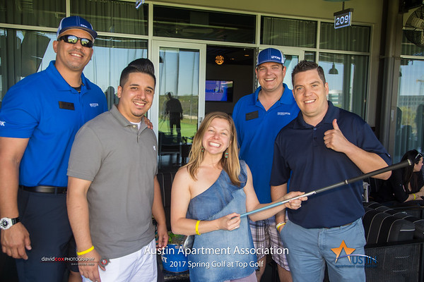 AAA Top Golf (March 2017)