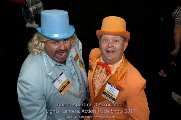 AAA Lights Camera Action Trade Show (September 2011)