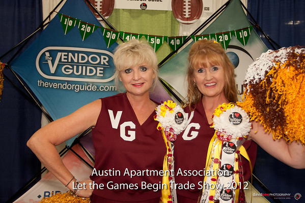 AAA  Let the Games Begin Trade Show (September 2012)