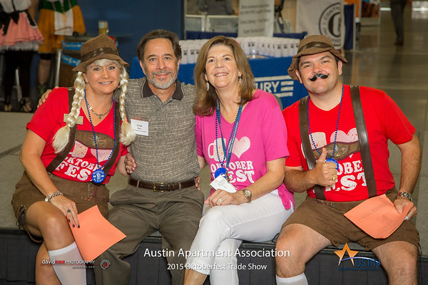 AAA Oktoberfest Tradeshow (October 2015)